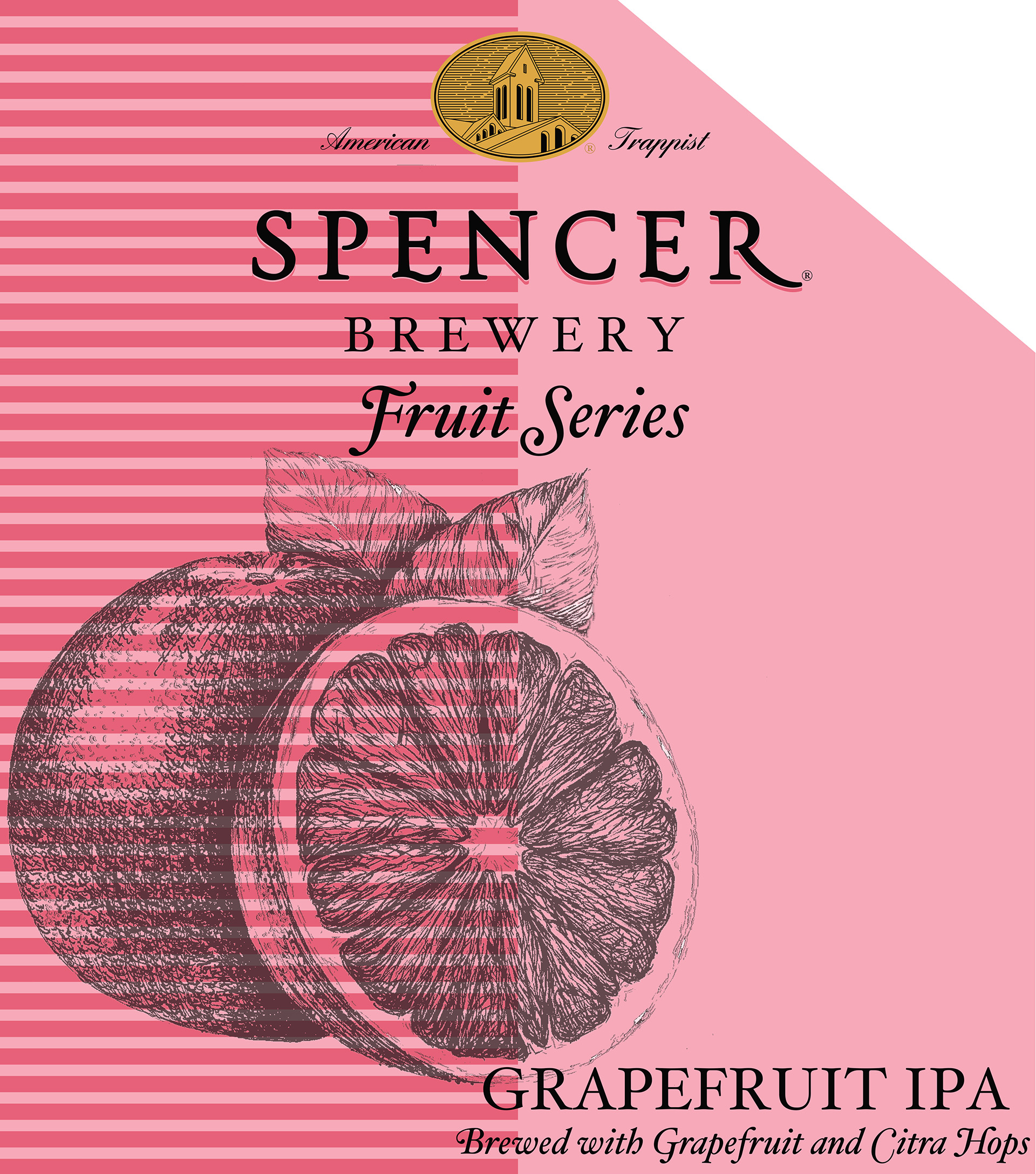 Grapefruit IPA 15x24 Case Stack topper