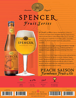 Peach Saison Sell Sheet tn